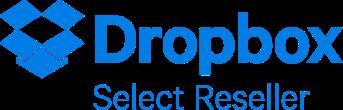 dropbox select reseller