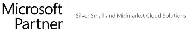 microsoft cloud solutions silver partner